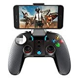 PG-9099 Wireless Game Controller Gamepad Joystick Compatible with Android/Samsung Galaxy S9/S9+ Galaxy note9 S10/S10+ Huawei mateX Oppo R17 VIVO X27 Tablet PC Android System