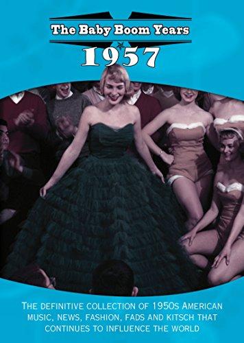 Baby Boom Years: 1957 [DVD] [Region 1] [NTSC] [US Import]