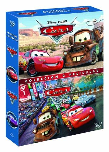 Pack: Cars + Cars 2 [DVD]