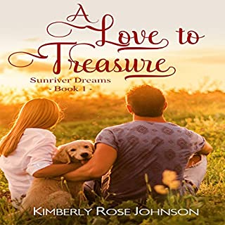A Love to Treasure audiobook cover art