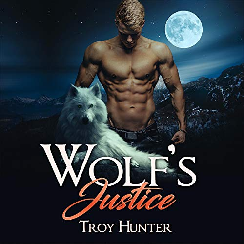 Wolf's Justice Audiobook By Troy Hunter cover art