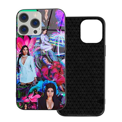 Personalized Design Rapper Cardi B Phone Case for iPhone 12/12 Pro/12 mini/12 Pro Max Case