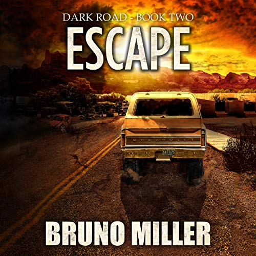 Escape Audiobook By Bruno Miller cover art