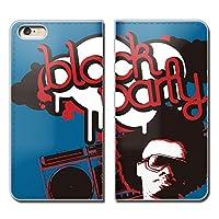 iPhone 13 Pro iPhone13Pro ケース スマホケース 手帳型 ベルトなし ストリート ロック 音楽 渋谷 手帳ケース カバー バンドなし マグネット式 バンドレス EB180030118902