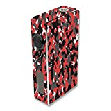 Decal Sticker Skin WRAP Red & Black Urban Camo Custom for Sigelei 150W