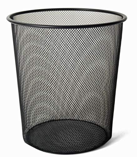 Gerimport Poubelle en métal 24 x 26 cm