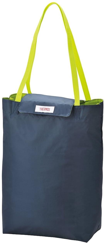 エスカレートシンジケート八百屋さんサーモス 保冷ショッピングバッグ 12L ネイビー REG-012 NVY