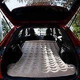 HongLianRiven Cama de Viaje Viajes Bed Coche Inflable Cama, Auto-conducción portátil Colchón, Viajes SUV colchón de Aire del Coche Cama 13 cm de Espesor cómodo 6-3