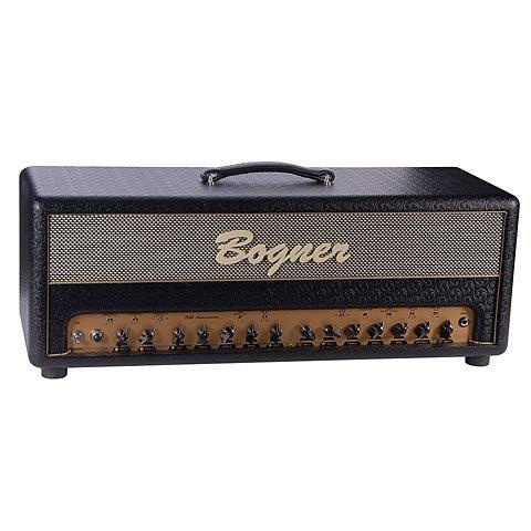 Bogner XTC Ecstasy 20th Anniversary EL34 · Topteil E-Gitarre