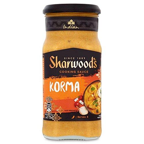 Korma Sauce 420g de Sharwood