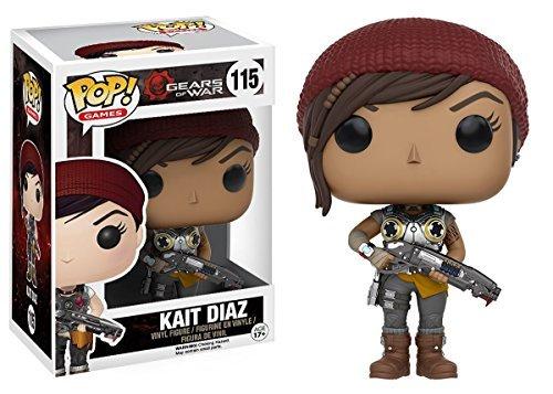 Gears of War Armored Kait Diaz Pop! Figura de vinilo de Gears of War