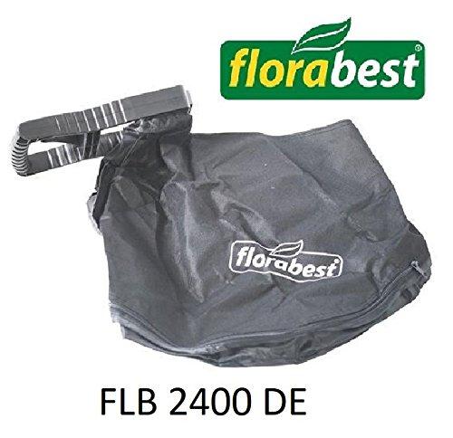 Florabest Laubsauger Fangsack mit Halterung FLB 2400 DE Lidl Florabest