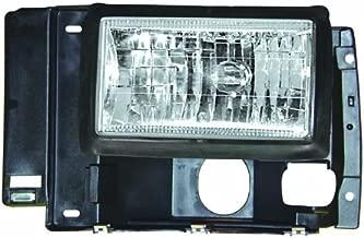 IPCW CWS-543 Crystal Diamond Cut Headlight - Pair
