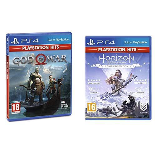 God Of War Hits + Horizon - Complete Edition HITS