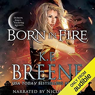 Born in Fire cover art