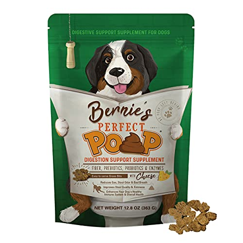 Perfect Poop Digestion & General Health Supplement for Dogs