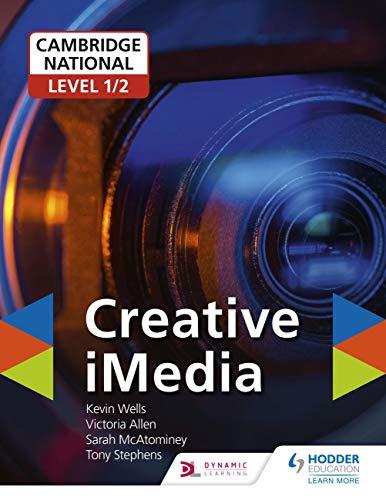 Cambridge National Level 1/2 Creative iMedia (English Edition)
