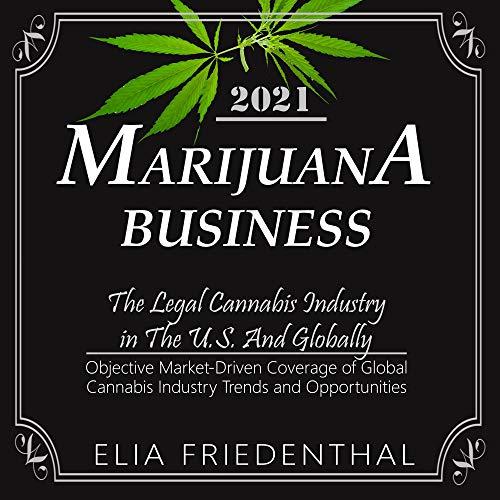 Marijuana Business 2021 cover art