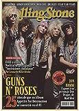 SHENGZI Canvas Poster Guns N Roses Rock Music Posters