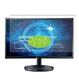 Vaxson Protector de pantalla, compatible con Samsung C24FG73 24 LC24FG73FQUXEN, protector de pantalla de TPU [no protectores de vidrio templado]