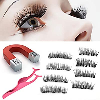 Magnetic Eyelashes Upgraded 3D
