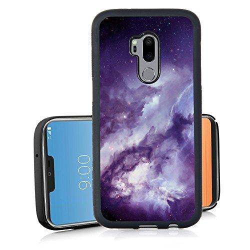LG G7Fall, LG G7Schwarz Fall, ftfcase Fall TPU Gummi Gel-Design für LG G7/LG G7thinq 2018Release–Kürbis Laterne, A00-53
