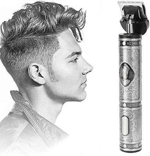 ÉDM Haarschnitt-Trimmer Elektrischer Haarschneider Schnurloses Haar-Set Verbessertes Schnurloses Haar USB-Aufladung Männer Ehemann Vater