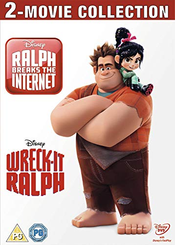 Wreck it Ralph BD Double pack [Italia] [Blu-ray]: Amazon.es: Cine ...