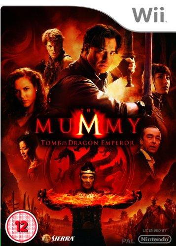 The Mummy: Tomb of the Dragon Emperor (Wii) [Importación inglesa]