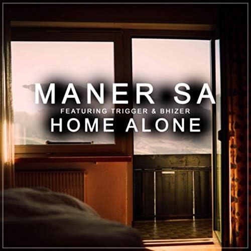 Maner SA feat. Bhizer & Trigger
