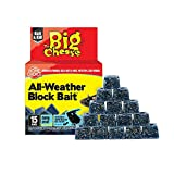 The Big Cheese All-Weather Block Bait, 15 x 10 g