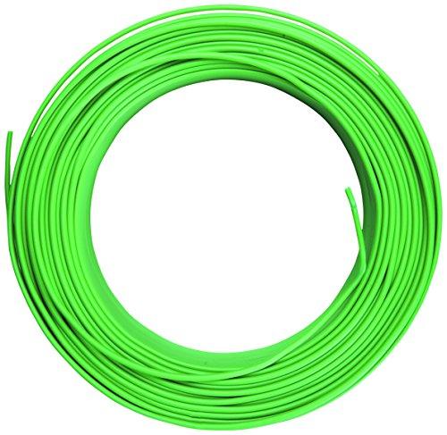 Fluidra MRK7101A Paquete de 50 piquetas para Fijar el Cable Verde