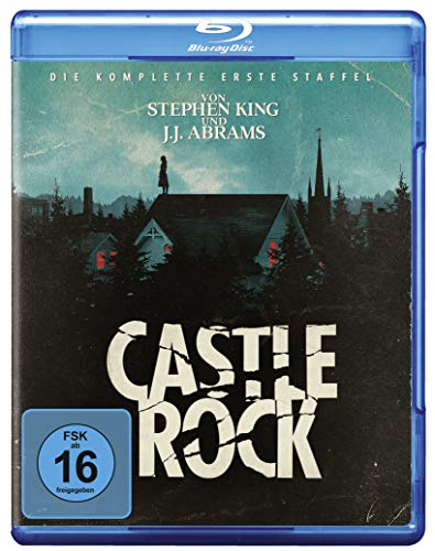 Castle Rock - Die komplette 1. Staffel [Blu-ray]