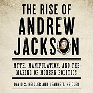 The Rise of Andrew Jackson cover art