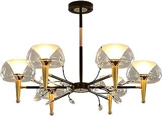 E14 Nordic Modern Simple Chandelier Lighting,Personality Creative Light Luxury During Lighting,Hanging Light,Bedroom Dinin...