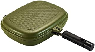 Happycall Compact Jumbo Grill Pan sand 3 colors (Olive)