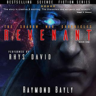 Revenant audiobook cover art