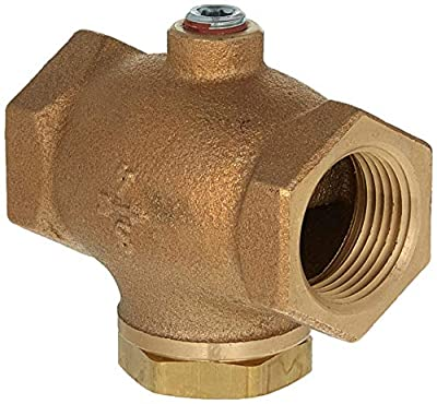 """New In Line Check valve for air compressor 3/4"""" FPT x 3/4"""" FPT from CDI/STEUBY/CONRADER"""