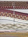 丸台と綾竹台の組紐