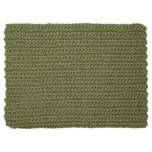 GreenGate WILPLAP3512 Tischset Paper Green 30 x 45 cm (1 Stück)