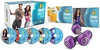 featured product Zumba Fitness Tone Up DVD System