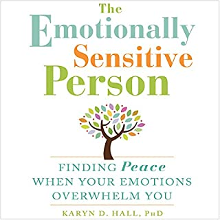 The Emotionally Sensitive Person cover art