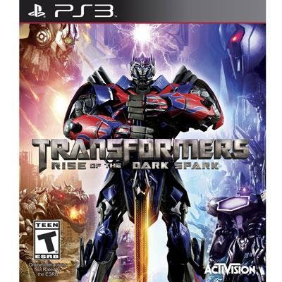 Brand New Activision Blizzard Inc Transformers 4 Ps3