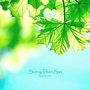 햇살보다 맑음