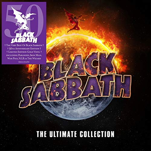 Ultimate Collection [Gold Colored Vinyl]