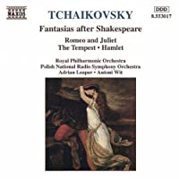 Fantasias After Shakespeare by TCHAIKOVSKY (1995-03-21)