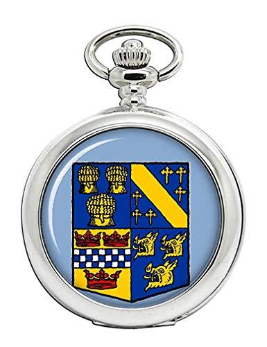 Aberdeenshire (Escocia) Reloj Bolsillo Hunter Completo