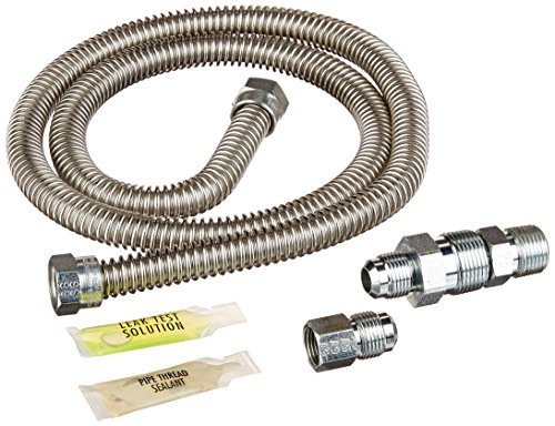 Gas Appliance Connector Kit - 5
