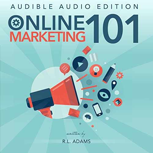 Online Marketing 101 audiobook cover art