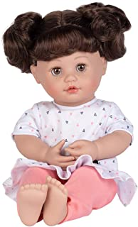 Adora Interactive Doll, 15 inch My Cuddle & Coo Baby Kitty Kisses, 5-Touch Activated Features - Cries, Coos, Giggles, Kisses Back & Says Momma